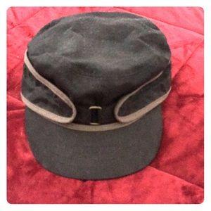 Kangol Black Hat (size M)